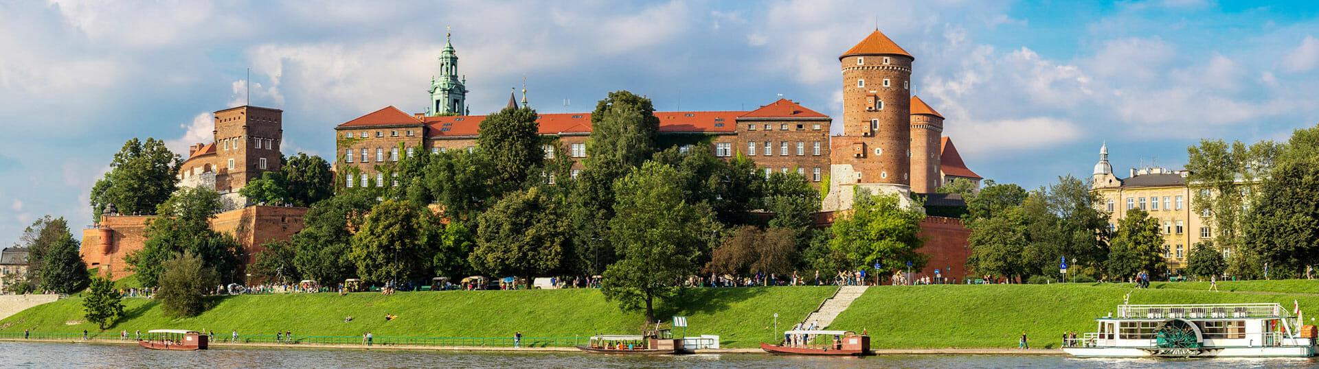 Krakau-Schloss
