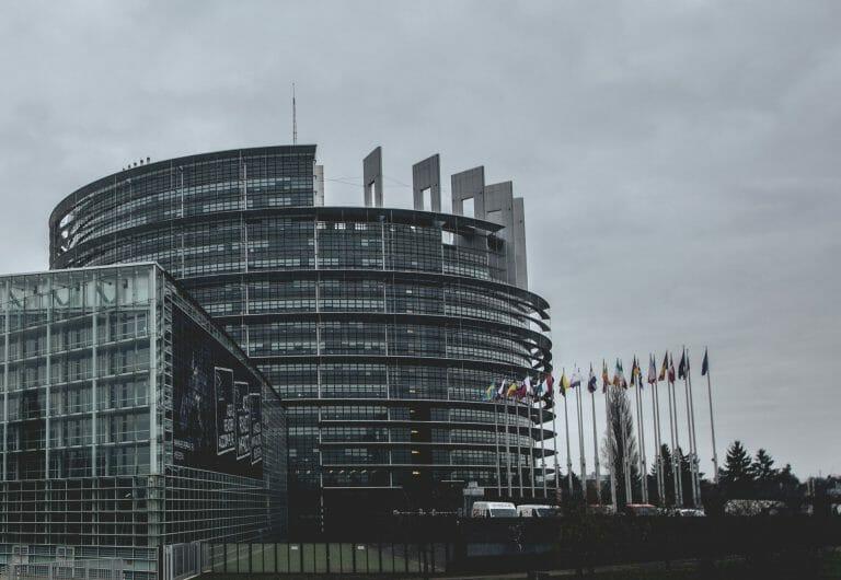 Klassenfahrt-Politik-Straßburg