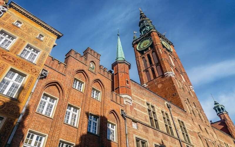 Rechtsstädtisches Rathaus