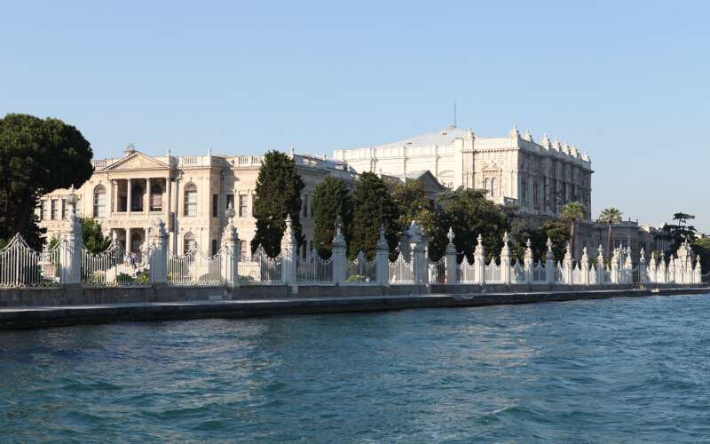 Palast Dolmabahce