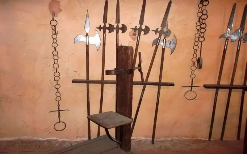 Folterinstrumente