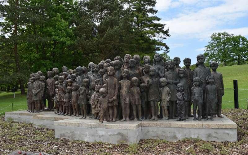 Denkmal Lidice