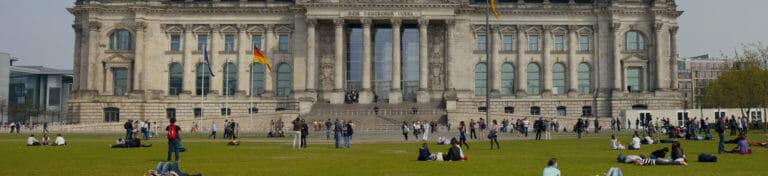Klassenfahrt Berlin Reichstag