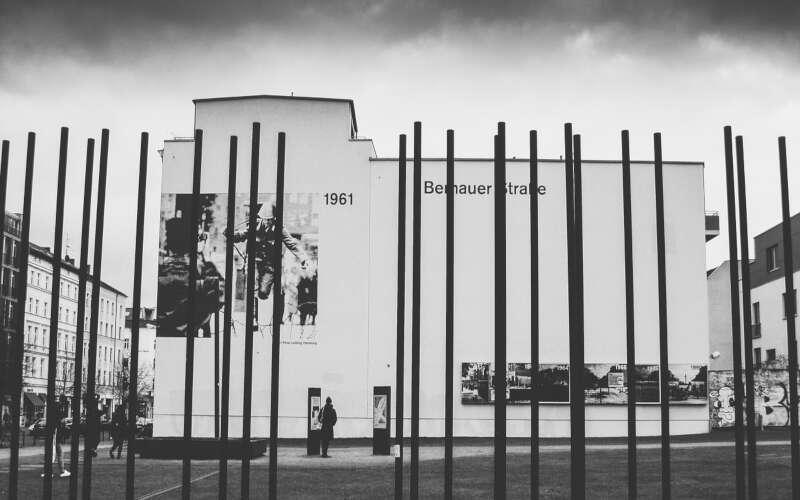 Gedenkstätte Berliner Mauer an der Bernauer Strasse