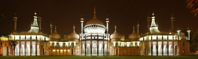 Klassenfahrt Brighton Royal Pavilion