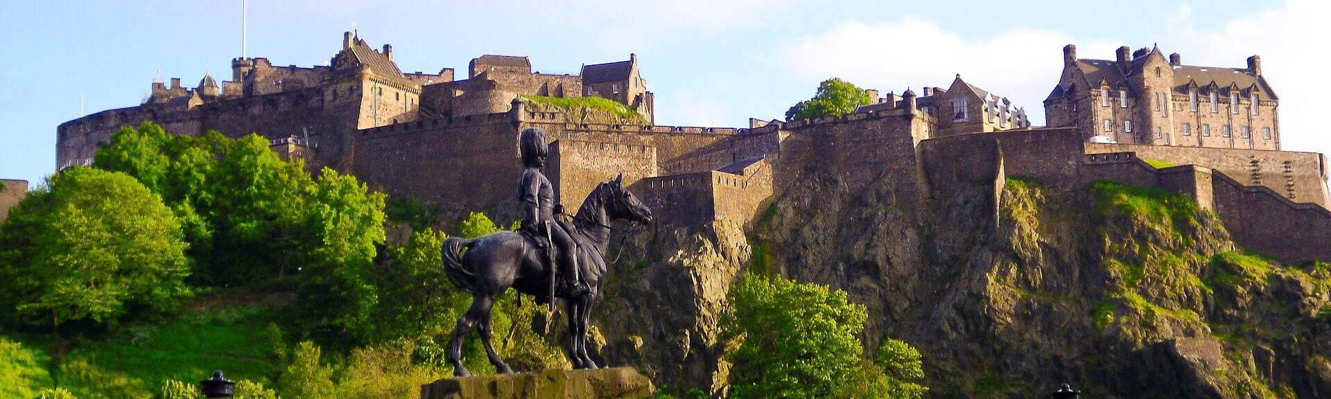 Klassenfahrt Edinburgh Burg Edinburgh Castle