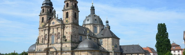 Klassenfahrt Fulda Dom St. Salvator