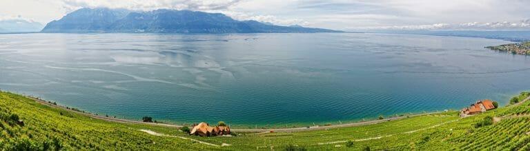 Klassenfahrt Genf See