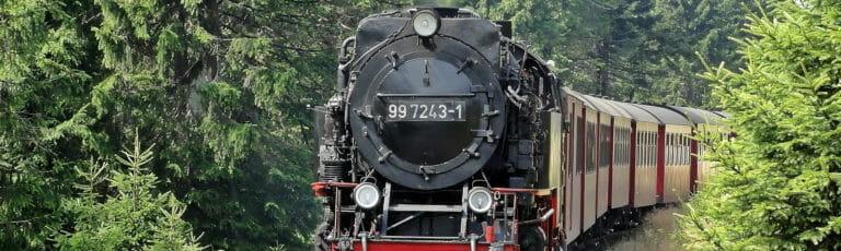 Klassenfahrt Harz Brockenbahn