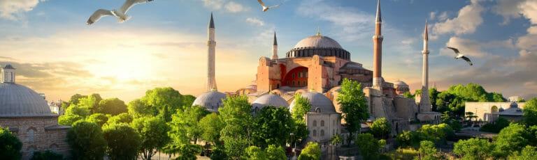 Klassenfahrt Istanbul Hagia Sophia