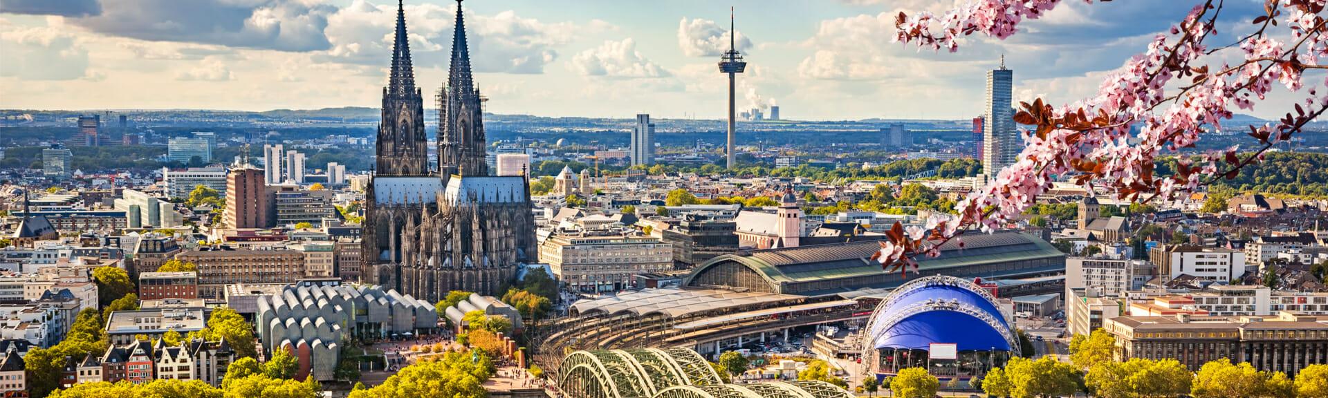 Klassenfahrt Köln Kölner Dom
