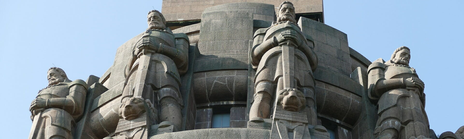 Klassenfahrt Leipzig Völkerschlachtdenkmal 2