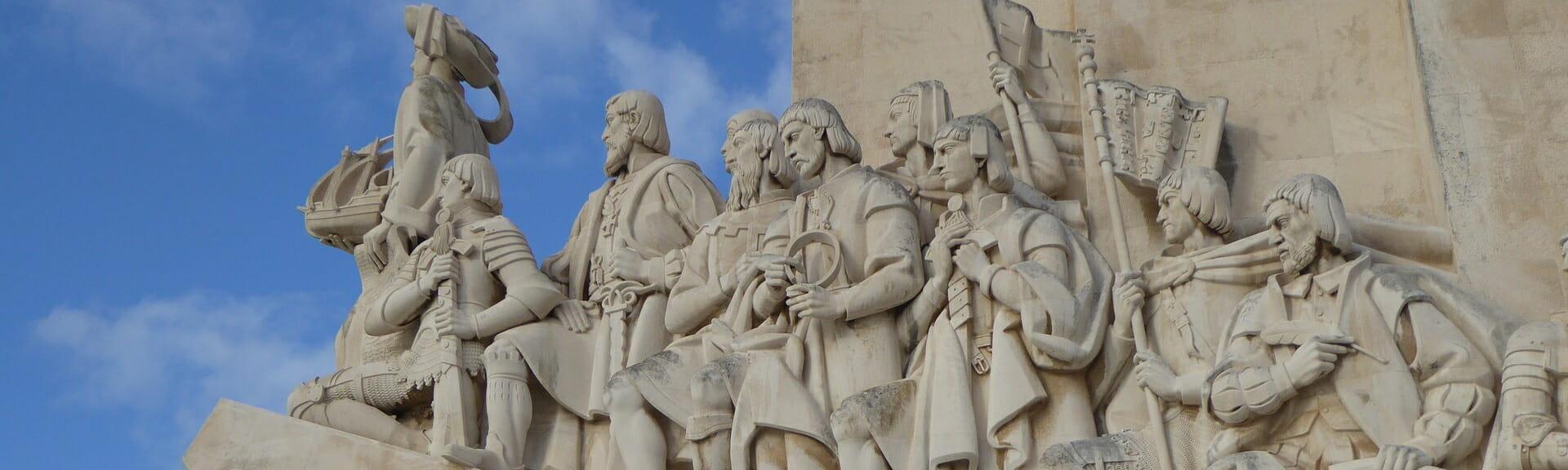 Klassenfahrt Lissabon Entdeckerdenkmal Padrao dos Descobrimentos