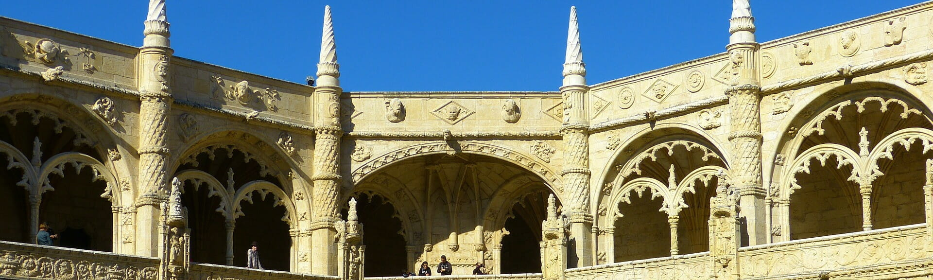 Klassenfahrt Lissabon Hieronymitenkloster