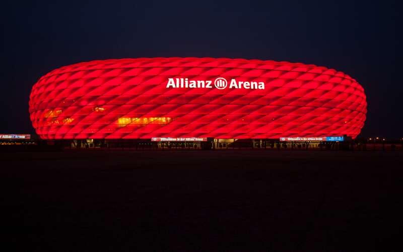 Klassenfahrt München Allianz Arena