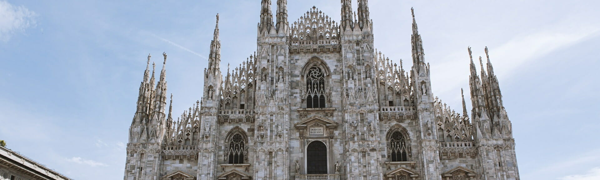 Klassenfahrt Mailand Mailänder Dom