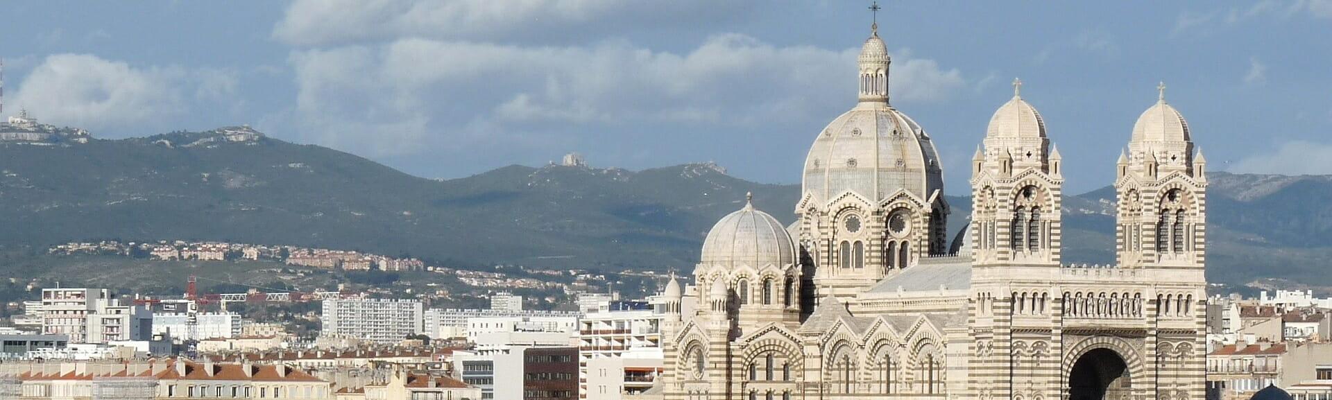 Klassenfahrt Marseille Cathédrale de la Major