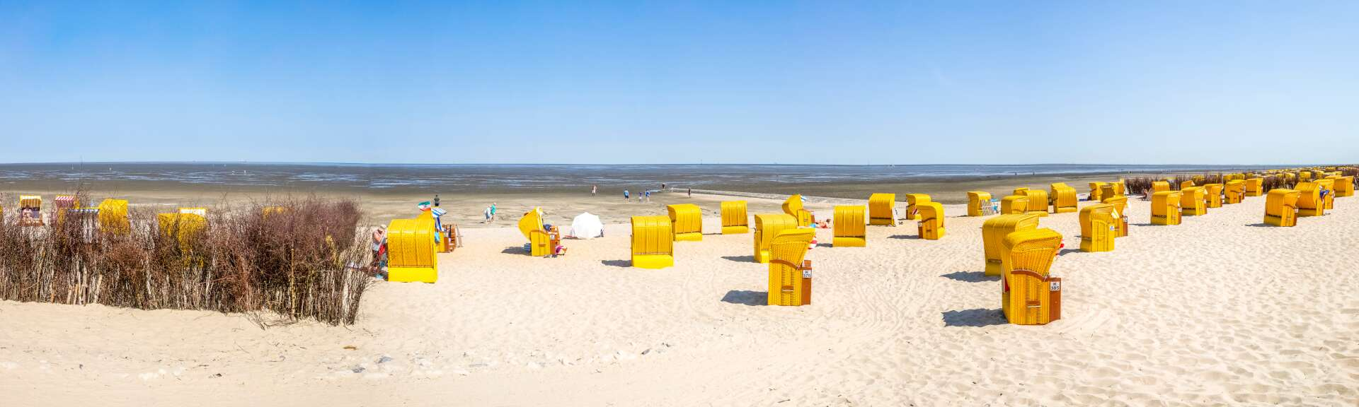Klassenfahrt Nordsee Strand