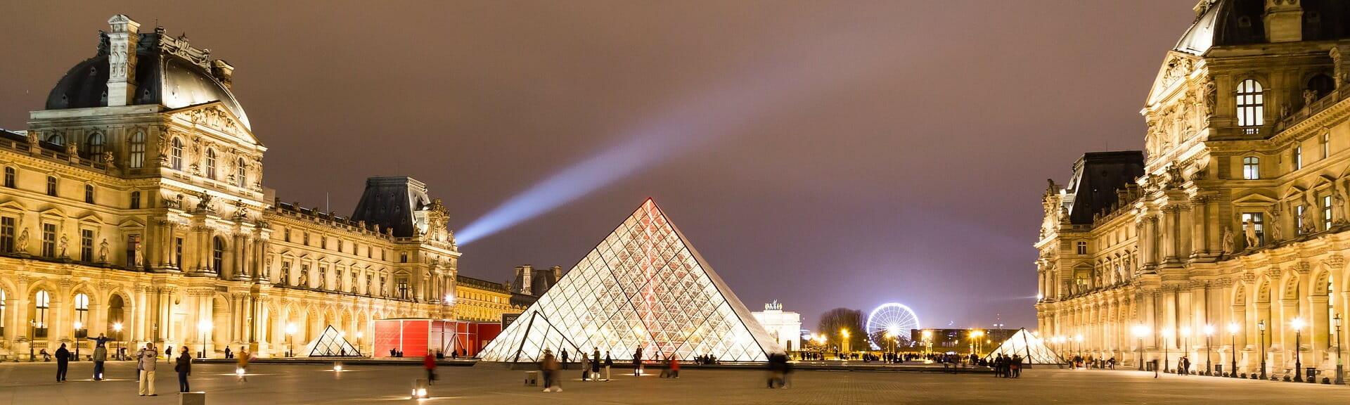 Klassenfahrt Paris Kunstmuseum Louvre