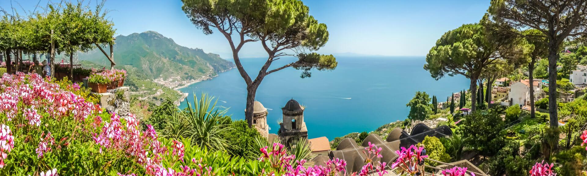 Klassenfahrt Sorrent-Amalfi Bucht