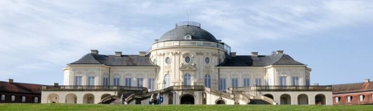 Klassenfahrt Stuttgart Schloss Solitude