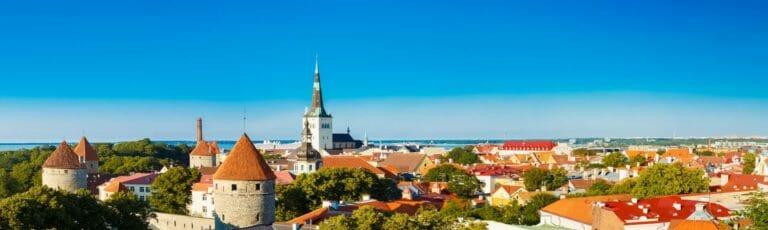 Klassenfahrt Tallinn Altstadt