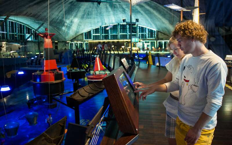 Ausstellung Meeresmuseum Tallinn