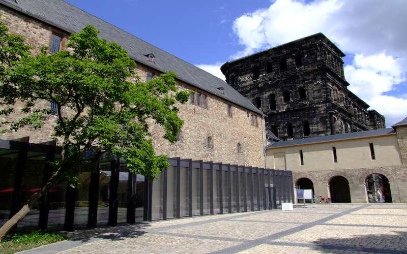 Klassenfahrt Trier Stadtmuseum Ansicht