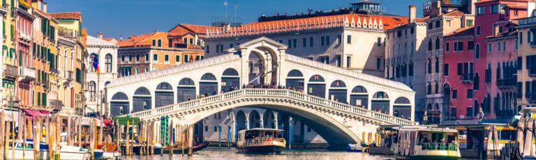 Klassenfahrt Venedig Canal Grande