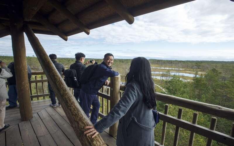 Klassenfahrt Tallinn Estland Lahemaa Nationalpark
