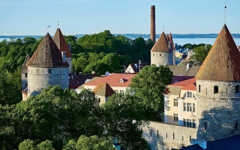 Vanalin, die Altstadt von Tallinn