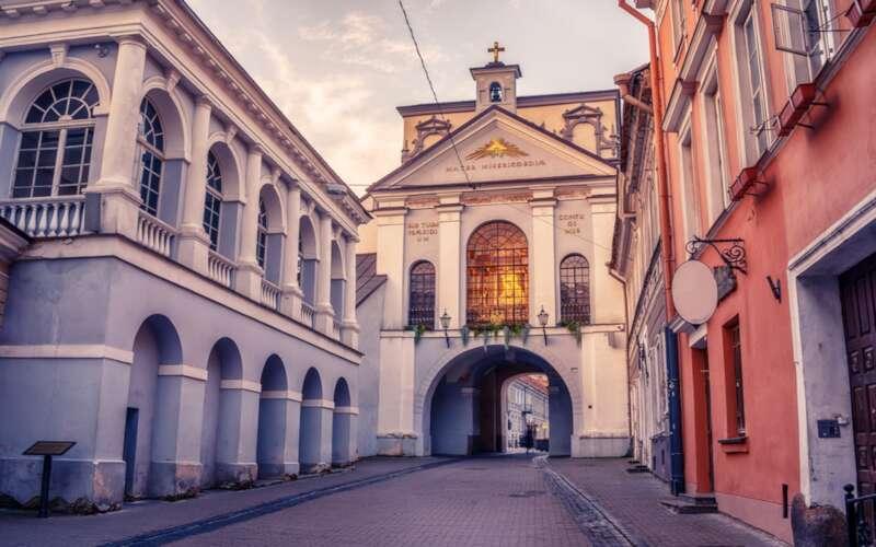 Tor der Morgenröte Vilnius